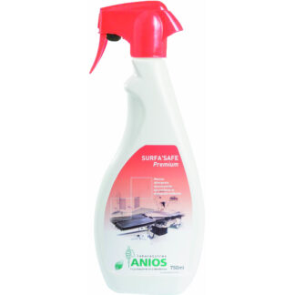 Nettoyage et désinfection des surfaces